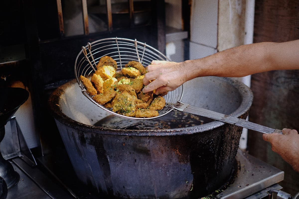 Street Food Tour en El Cairo